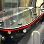 protection de deck transparente Carbonrevo